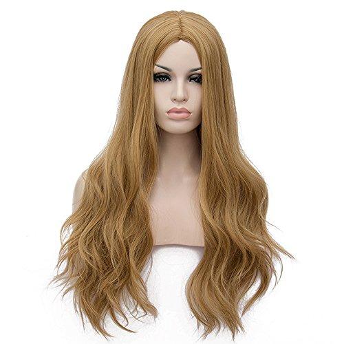 ita Fashion Harajuku Cosplay Hair Full Wig Perücke (Hellbraun) (Harajuku Perücke)