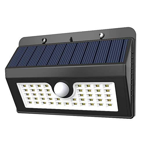 KTM MTK Luz Solar Exterior 45Led