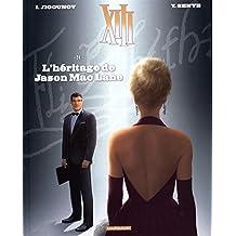 XIII - Nouvelle collection - tome 24 - L'Héritage de Jason Mac Lane