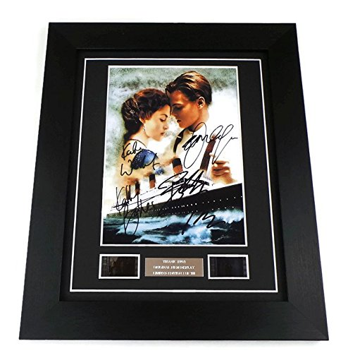 Titanic Movie Memorabilia Film Cell Framed for sale  Delivered anywhere in UK