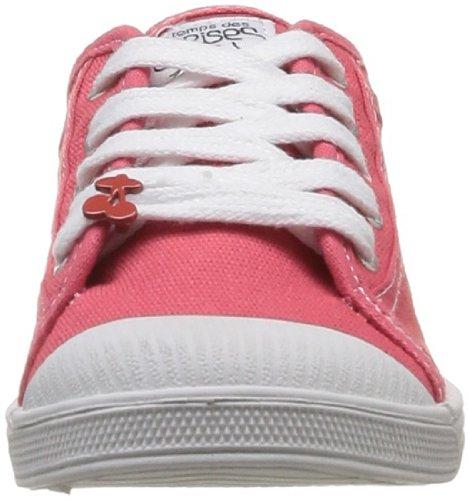 Little Cerise Basic 02, Mädchen Sneaker Rosa - Rose (Paradise)