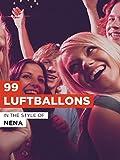 99 Luftballons im Stil von