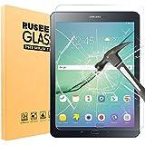 Samsung Galaxy Tab S2 9.7 Protector de Pantalla, Rusee Templó la Película de Cristal de la Cubierta del Protector del Protector de la Pantalla [Alta Definición](SM-T810, SM-T815)