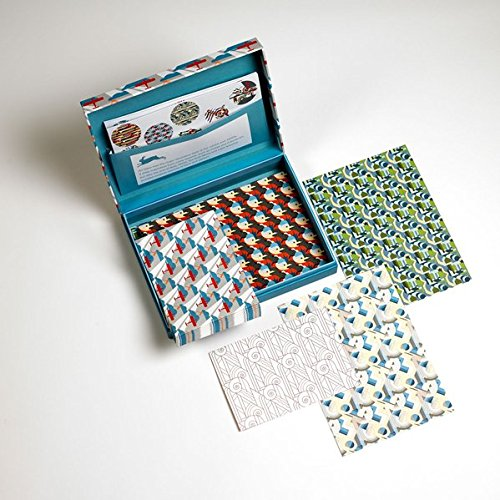 Art Deco: Letter Writing Set / Briefpapier Set / Set de Correspondence (PEPIN LETTER WRITING SETS)