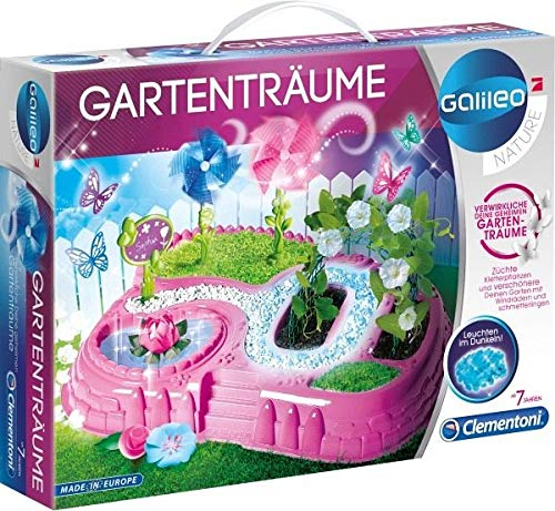 Clementoni - 59063 - Galileo - Gartenträume