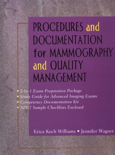Procedures and Documentation for Advanced Imaging: Mammography ...