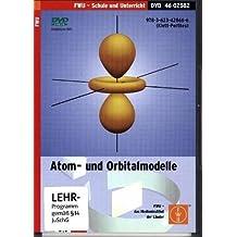 Atom- und Orbitalmodelle, DVD-ROM Klasse 7-13. Schullizenz