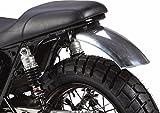 Schutzblech hinten glatt Aluminium 600/145mm Universal Motorrad Custom