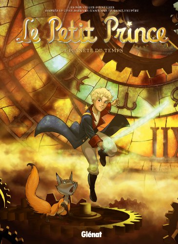 Le Petit Prince - Tome 18 : La Planète du temps