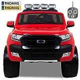 Ford Ranger Auto für Kinder rot