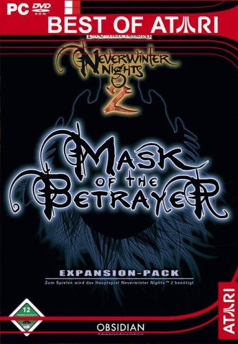 Preisvergleich Produktbild Neverwinter Nights 2 - Mask of the Betrayer - Best of Atari