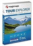 Tour Explorer 25 - Bundle: Schweiz Nord - Basel/Argau, Luzern/Vierwaldst. See, Bodensee/Appenz. Land, Zürich