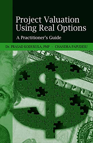 Project Valuation Using Real Options: A Practitioner\'s Guide