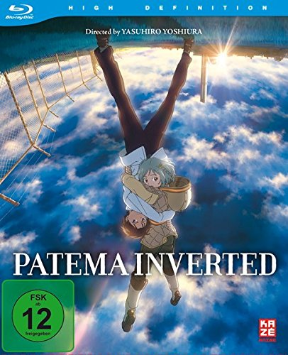 Patema Inverted [Blu-ray]