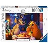 Ravensburger 139729 Puzzel Disney Lady And The Tramp - Legpuzzel - 1000 Stukjes