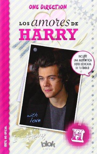 Los amores de Harry (Conectad@s) por Ediciones B Ediciones B