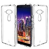 KingShark HTC U12 Plus Case, [Soft Flexible] TPU Gel