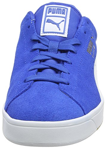Puma Suede S, Sneakers basses homme Blue (Puma Ryl/White)