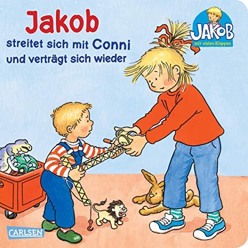 Jakob streitet sich mit Conni und verträgt sich wieder (Kleiner Jakob)