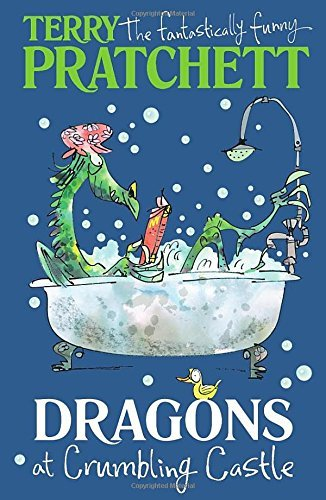 Dragons at Crumbling Castle: And Other Stories by Terry Pratchett (4-Jun-2015) Paperback