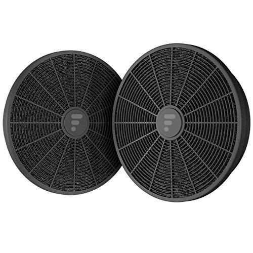 2filtros de campana FC05–Compatible con Candy ACM14–Indesit D145–Airlux CR310–Ariston FILK57772–Beko 9179183012 1...