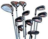 Spalding SP 33 MLH Golf Schlägersatz Graphitschaft 11 Schläger