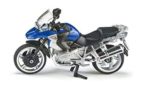 Siku BMW R1200 GS Preassembled Motocicleta - modelos de vehículos de tierra...
