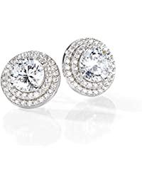 % De las mujeres pendientes de 925 plata tesoros joyas Morellato SAIW04