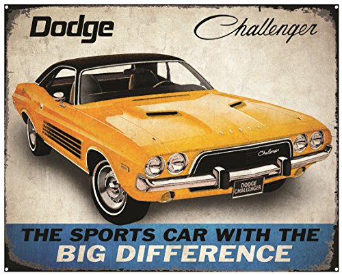 crystal-art-sign-of-the-times-dodge-challenger-metal-sign-12-x-15