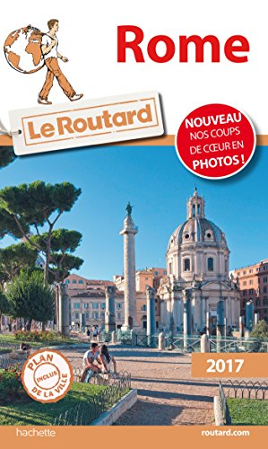 guide-du-routard-rome-2017