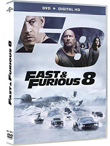 Fast & Furious 8 [DVD + Copie digitale]