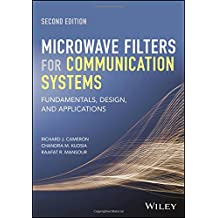 Microwave Filters for Communication Systems: Fundamentals, Design, and Applications