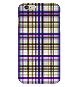ColourCraft Pattern Back Case Cover for APPLE IPHONE 6 PLUS