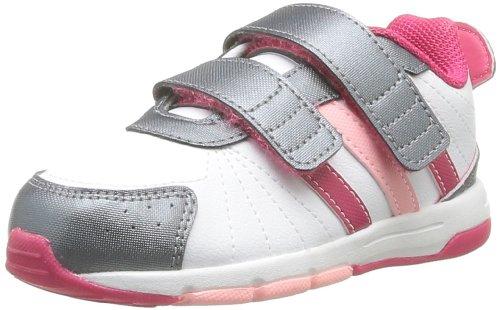 adidas Snice 3 Cf I, Baskets mode fille Blanc (Blanc/Fravif/Rosbri)