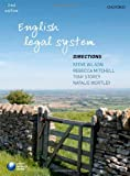 English Legal System Directions (Directions Series)