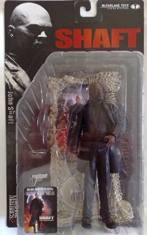 Shaft Samuel lee Jackson Movie Maniacs Series 3 Mc Farlane Toys Action figure 18 cm