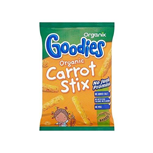 Organix Goodies Carotte Stix Organique 12Mth + (15G)