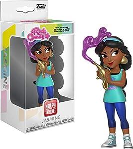 Funko- Rock Candy Disney Figura de Vinilo Jasmine, (33527)