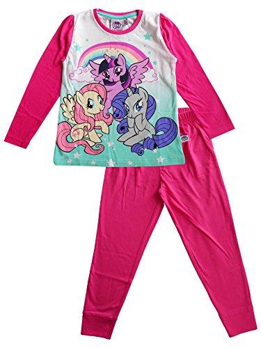 ädchen Lange Pyjamas / Nachtwäsche (Rosa , 8 Jahre) (Mlp-pyjama)