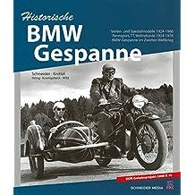 Historische BMW-Gespanne: Serien- und Spezialmodelle 1924-1976