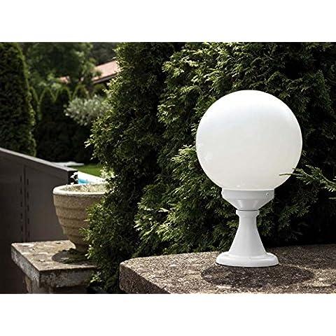 Faroles de Sobremuro en Acero y Aluminio : Colección MUNDI de 14,5(25)x40x14,5(25)cms