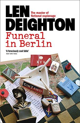 Funeral in Berlin por Len Deighton