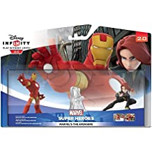Infinity 2.0 - Play Set Pack Marvel Los Vengadores