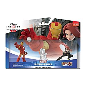 Disney Infinity 2.0: Marvel Super Heroes Playset