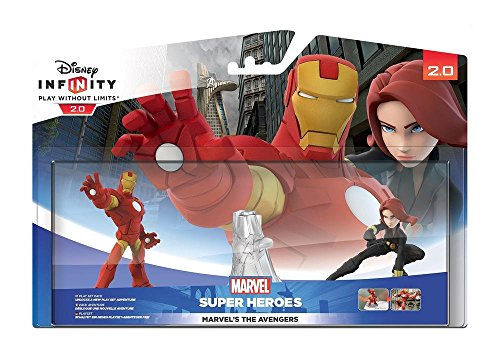 Nintendo Infinity 2.0 - Play Set Pack Marvel The Avengers
