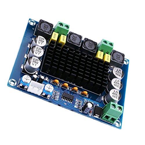 Sharplace TPA3116 D2 120w + 120w Dual-Channel Stereo-Digital-Audio-Verstärker-Board DIY Kits 12-24V 12 Digital-audio