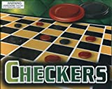 Checkers Classic Board Game with Board &...