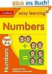 Collins Easy Learning Preschool - Num...