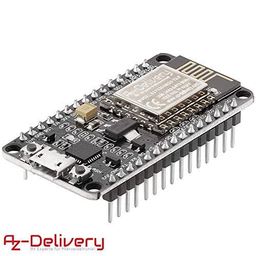 AZDelivery Módulo WiFi NodeMCU Lua Amica V2 ESP8266