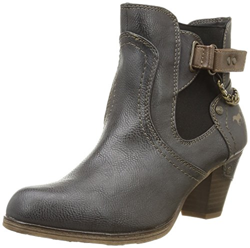 Mustang-Stiefelette-Womens-Chelsea-Boots